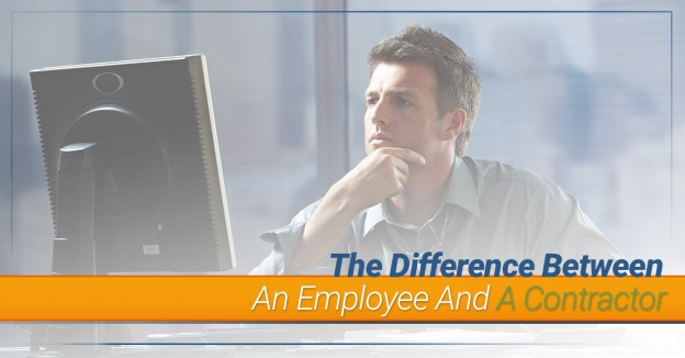 The Difference Between An Employee And A Contractor