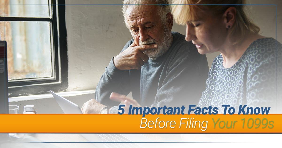 5 Important Facts To Know Before Filing Your 1099s