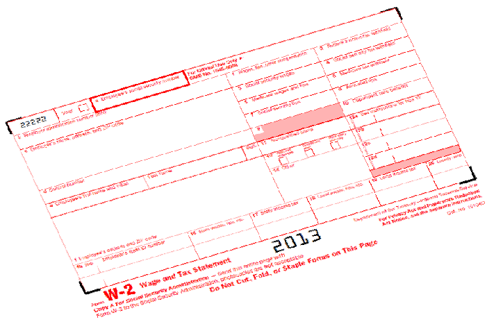 It is an image of W2 Forms Printable intended for self employed